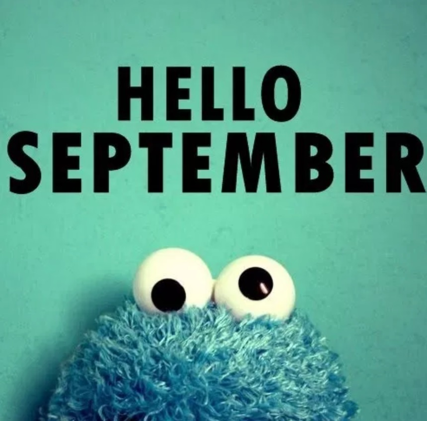 Hello September Quotes Pictures