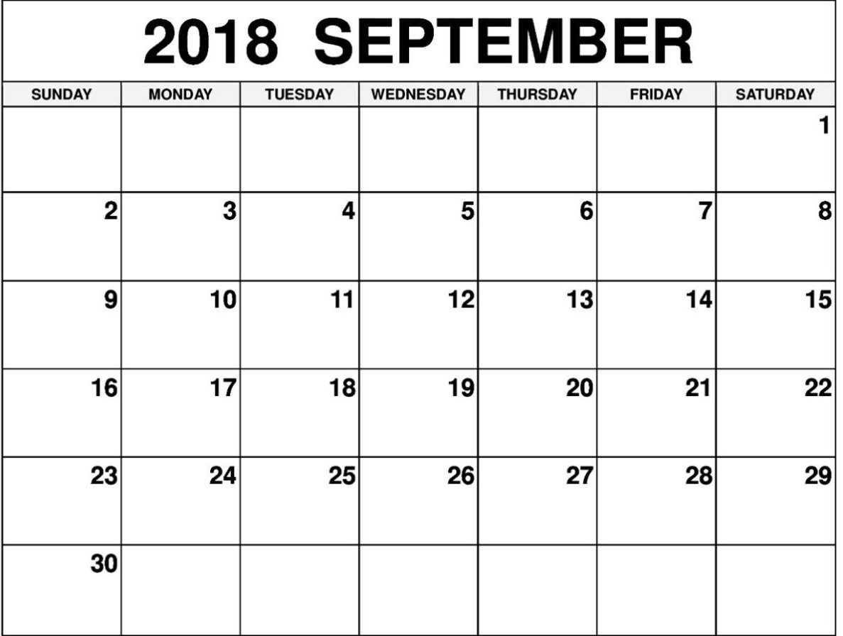 Printable September 2018 Calendar Telugu