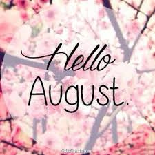 Welcome August Tumblr