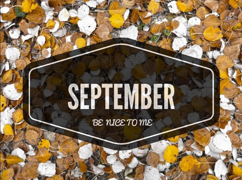 Welcome September Quotes HD Pictures