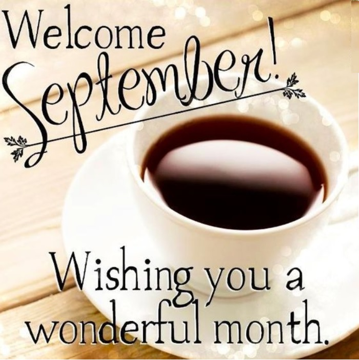 Welcome September Quotes Photos