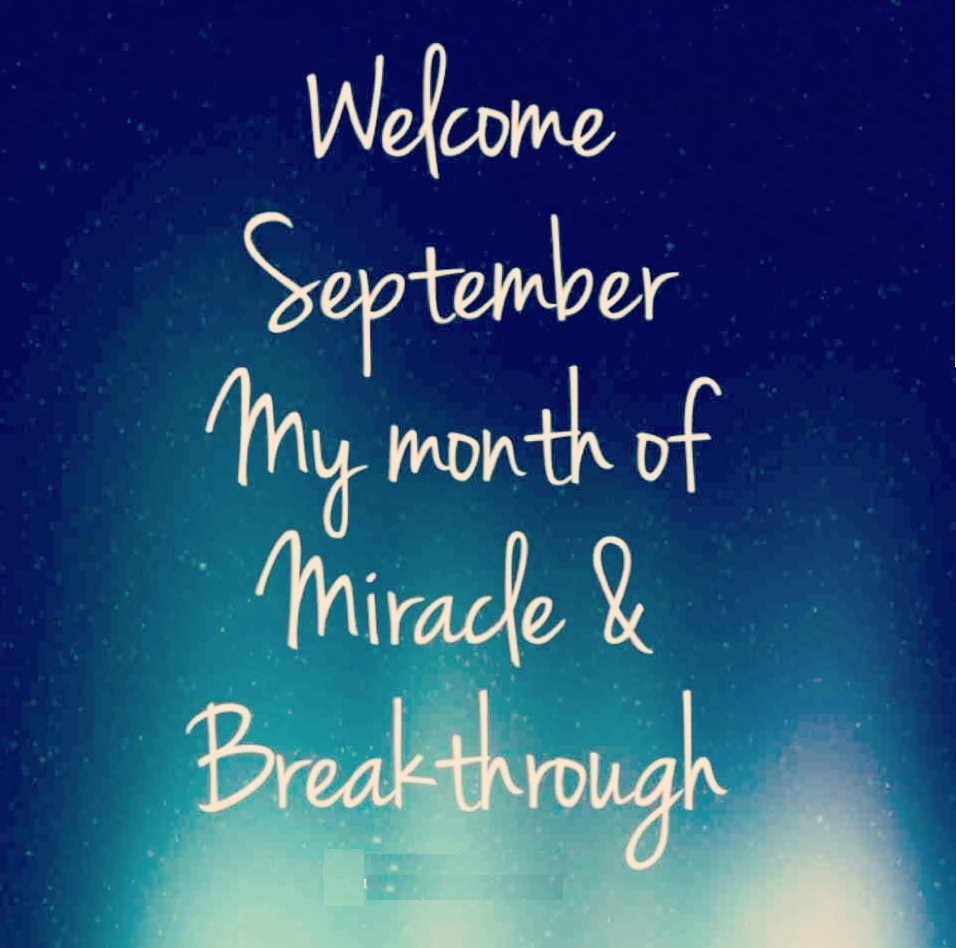 Welcome September Quotes Pictures