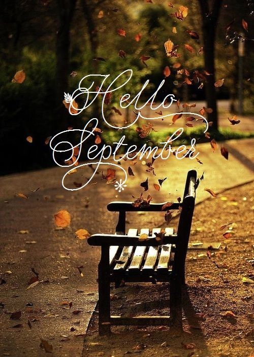 Beautiful Hello September Images
