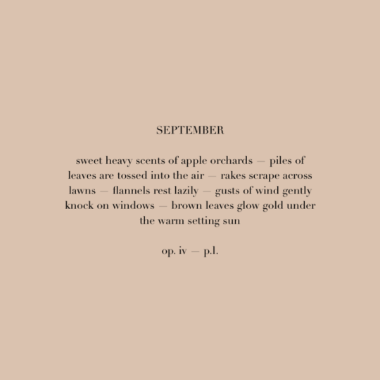 Best Hello September Sayings