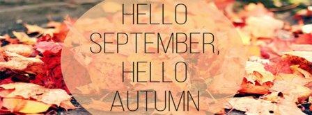 Goodbye August Hello September Autumn Pics
