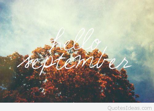 Hello September Autumn Wallpapers
