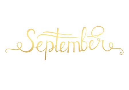 Hello September Clipart Images