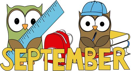 Hello September Clipart Tumblr
