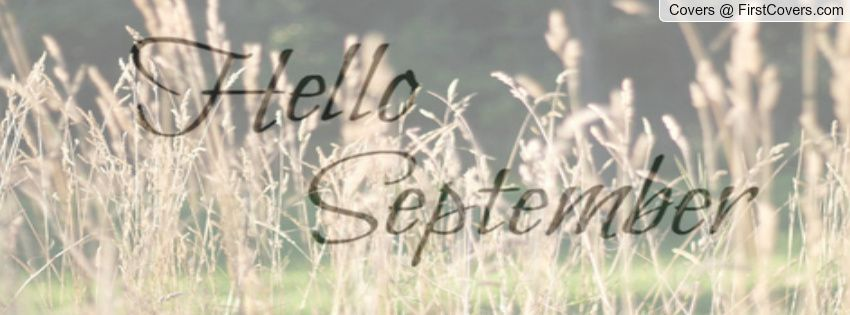 Hello September Facebook Cover Pictures