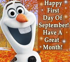 Hello September Funny Quotes