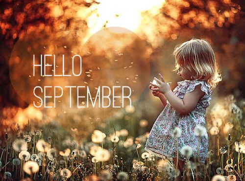 Hello September Images For Tumblr