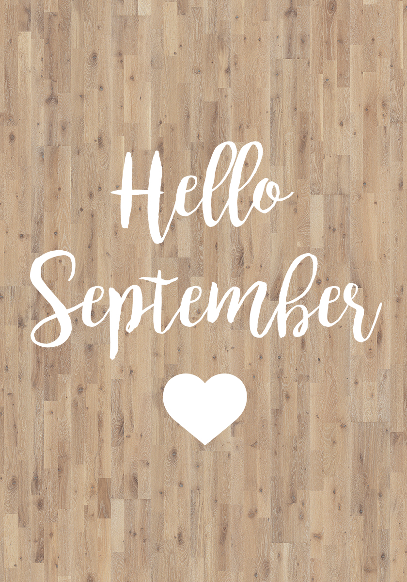 Hello September Love Photos