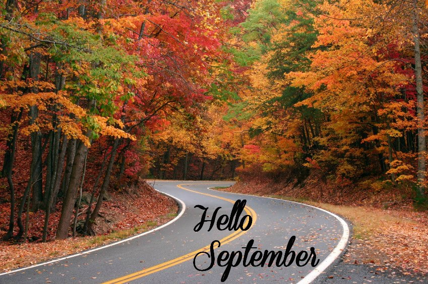 Hello September Love Pictures