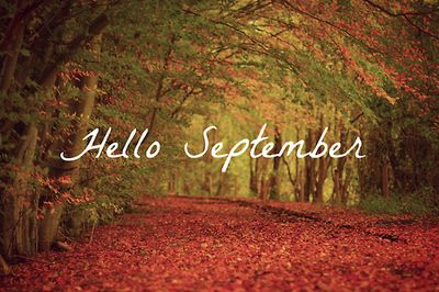 Hello September Month Wallpapers