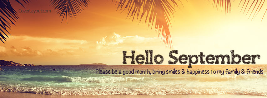 Hello September Photos For Facebook