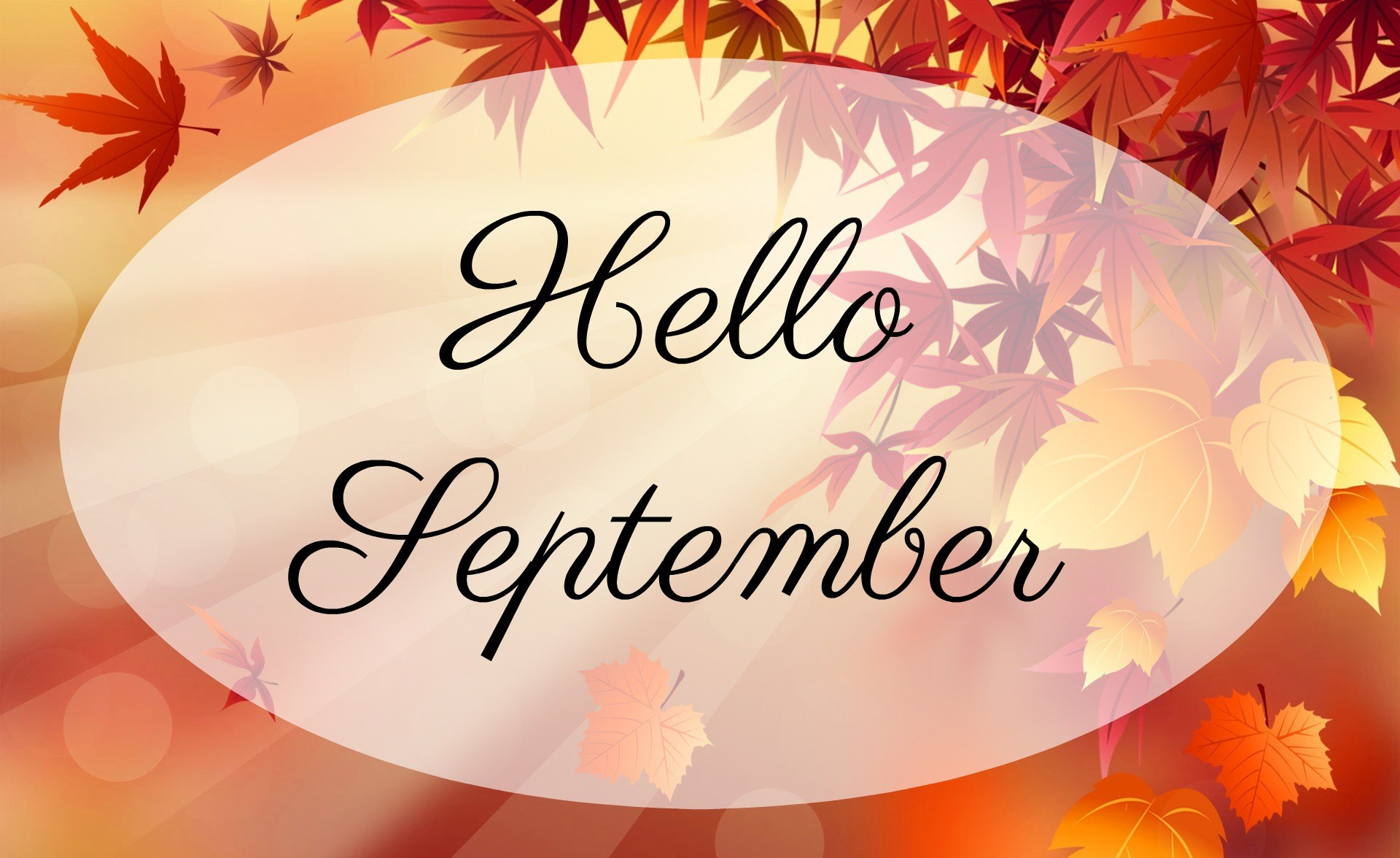 Hello September Photos