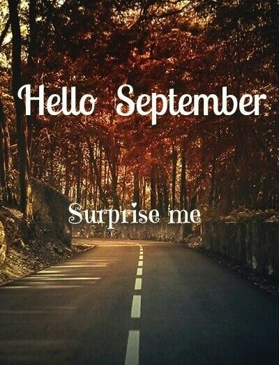 Hello September Quotes Images