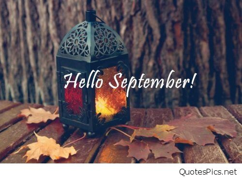 Hello September Wallpapers
