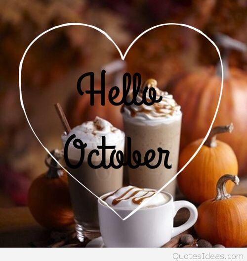 Love Hello October Images Photos