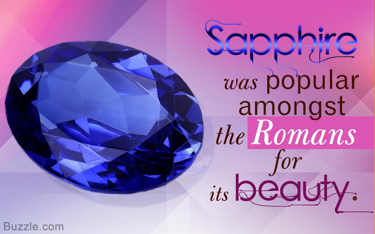 Sapphire The September Birthstone