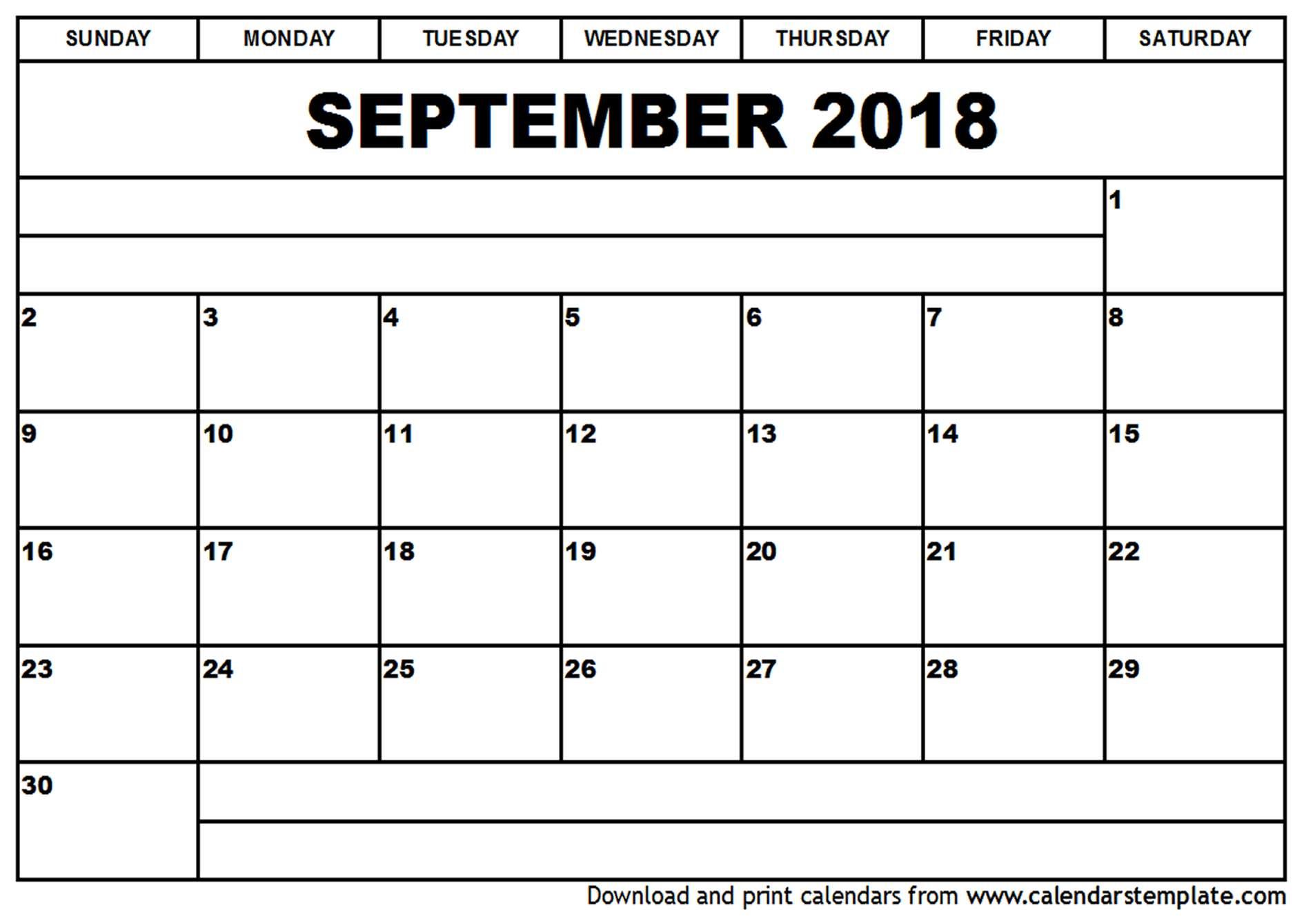 September 2018 Tamil Calendar