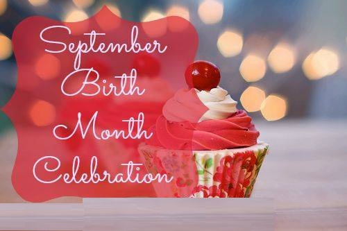 September Birthday Greeting Images, Quotes Board For Pinterest