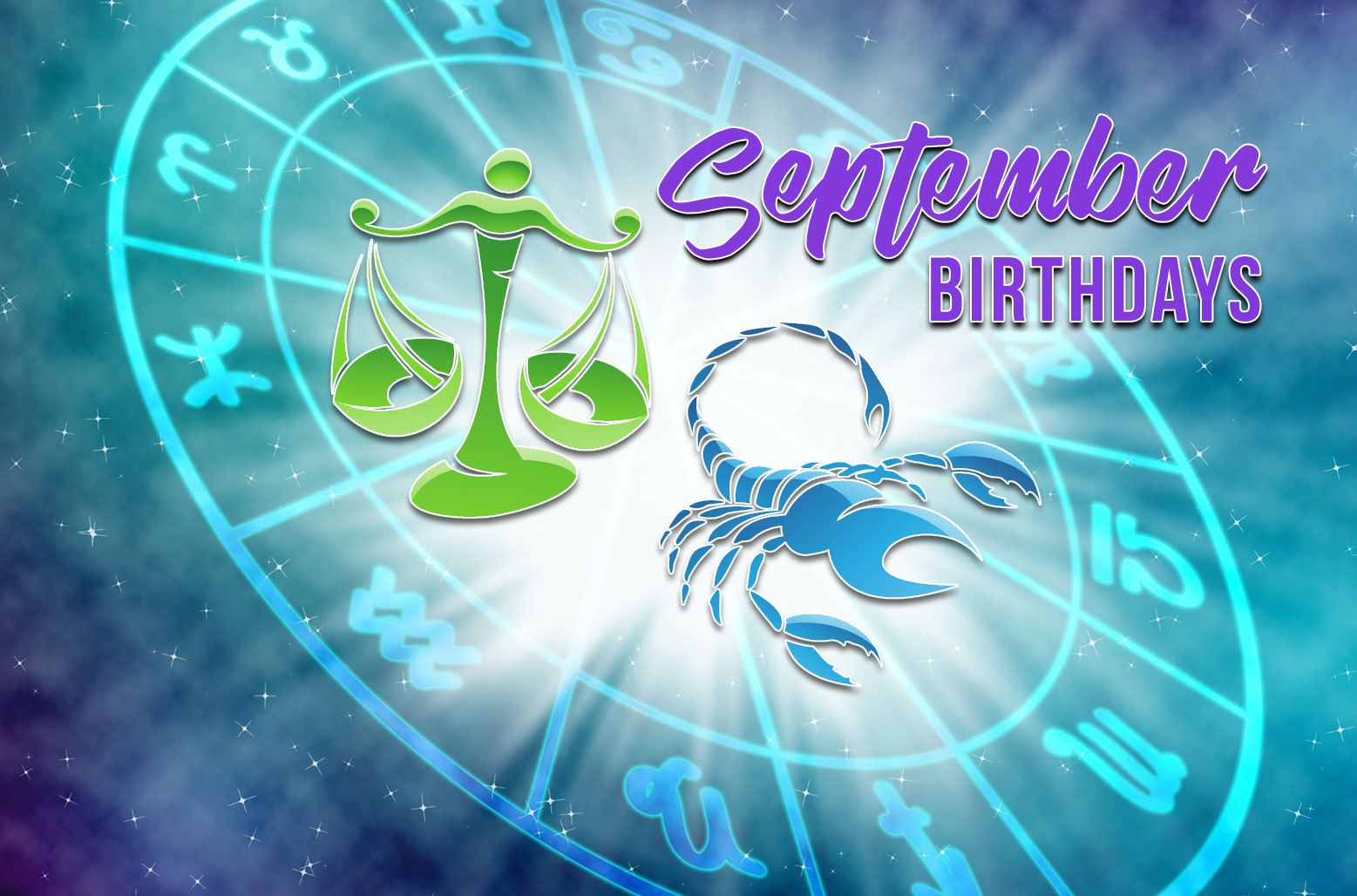 September Birthday Zodiac Images, Quotes For Print