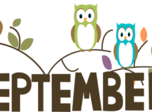 September Clipart Images