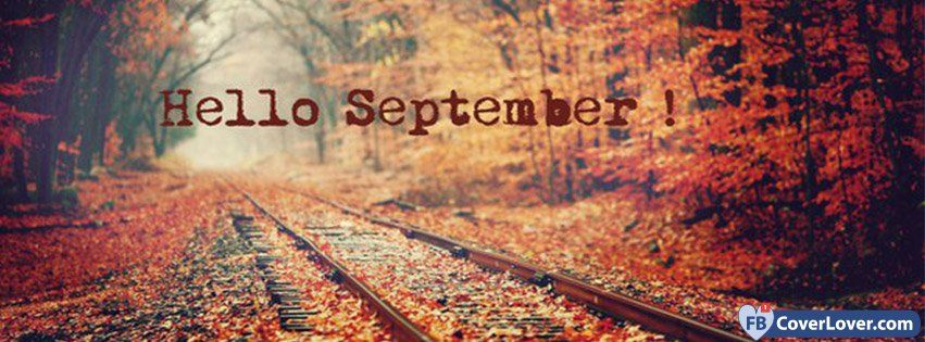 September Facebook Cover Photos Timeline