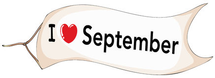 September I love Banner Flying Photos