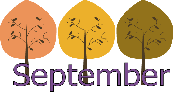 September Images Clipart
