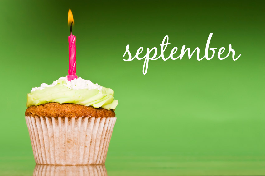 September Photos Birthday