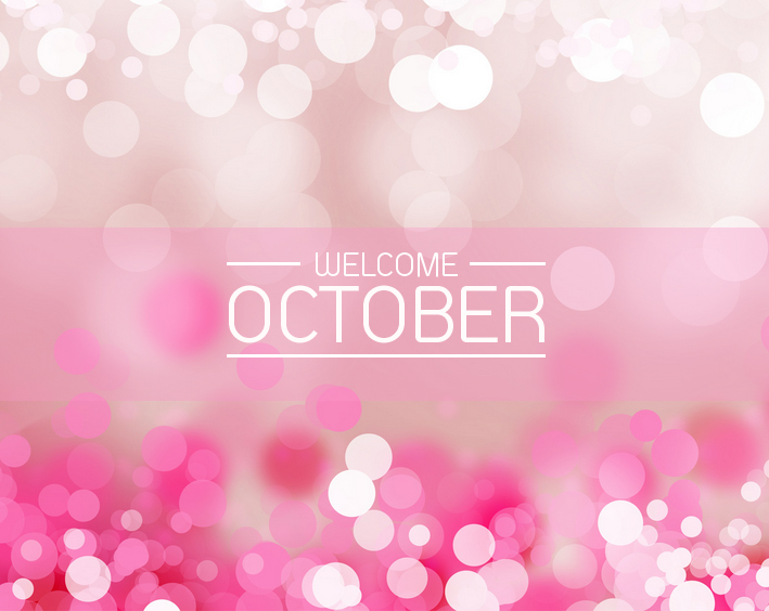 Welcome October Images 2018