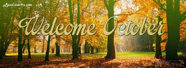 Welcome October Images For Facebook Cover