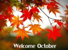 Welcome October Images Pictures