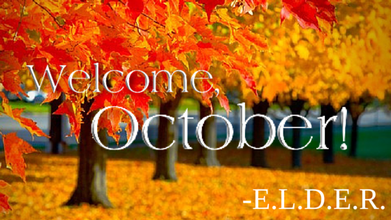 Welcome October Images for Facebook
