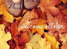 Welcome October Quotes on Pinterest