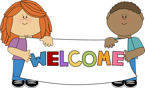 Welcome September Clipart PNG