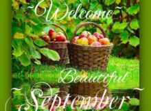 Welcome September Images Creative Clipart