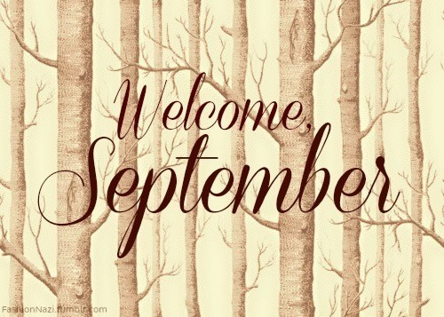 Welcome September Images HD
