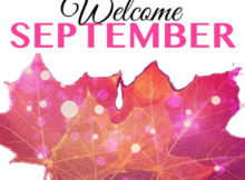 Welcome September Photos Pictures