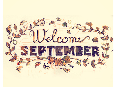 Welcome September Photos on Pinterest