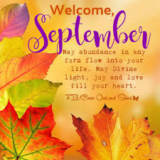 Welcome September Pics Download For Timeline
