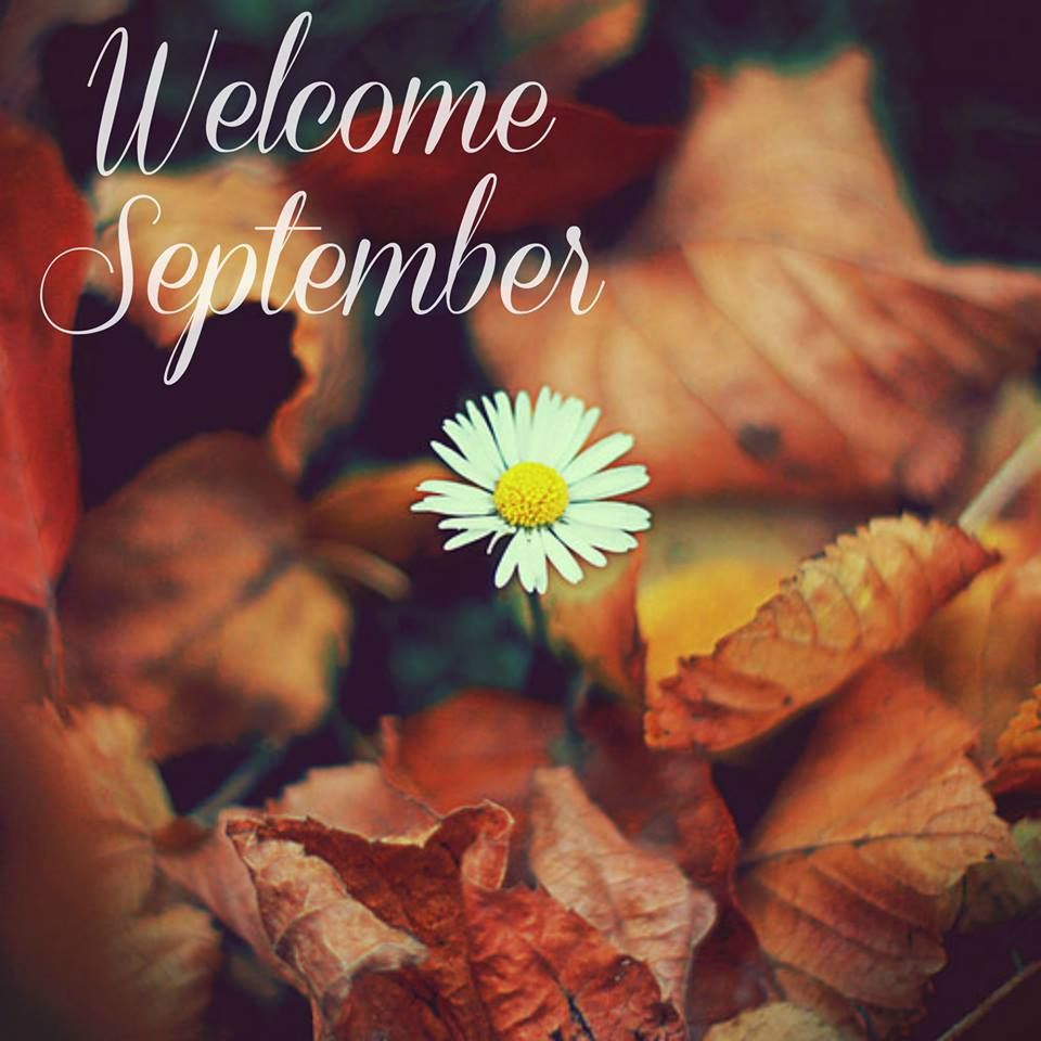 Welcome September Pretty Wishes Images With Quotes