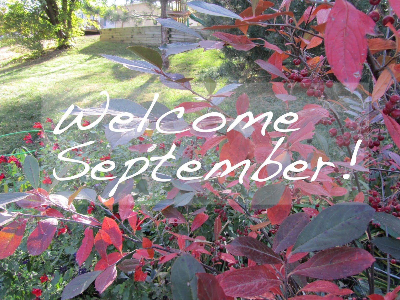 Welcome September Wallpaper For Facebook
