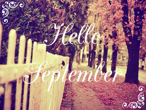 Welcome September Wallpaper Free