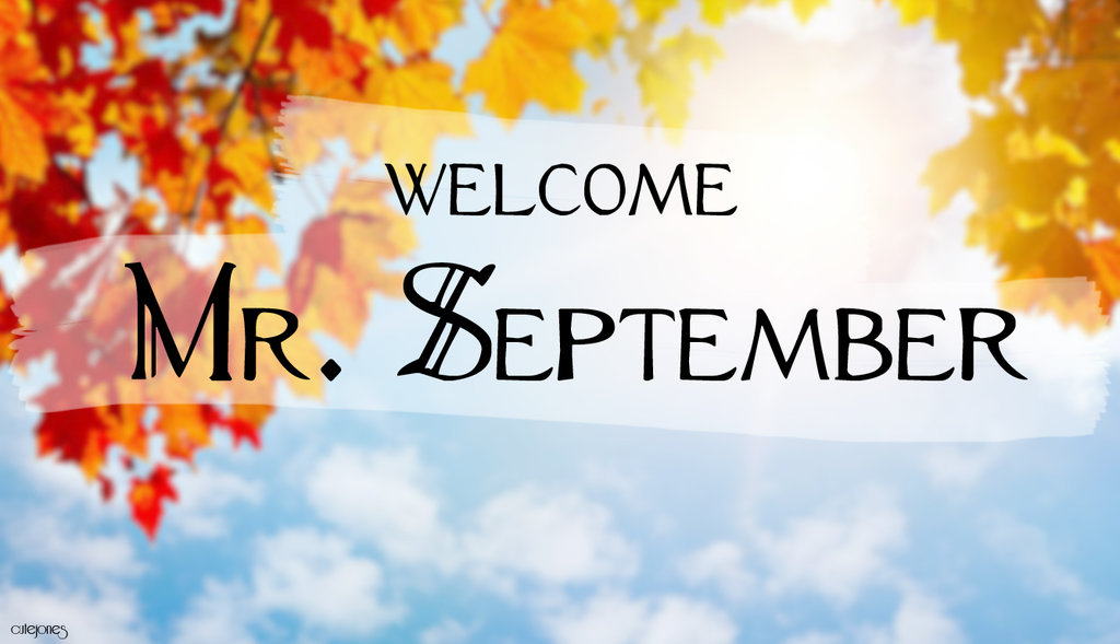 Welcome September Wallpaper