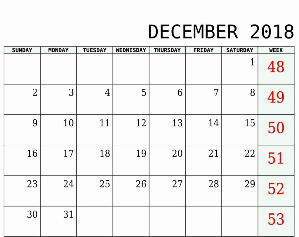 December 2018 Calendar with Holidays Philippines