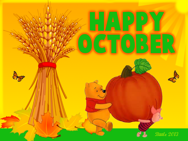 Happy October Images