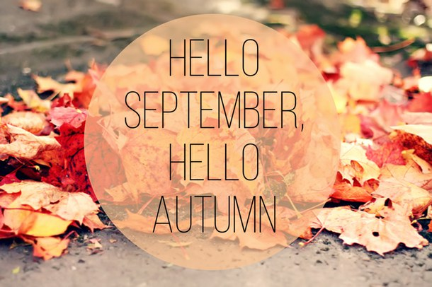 Hello October Month Wallpapers